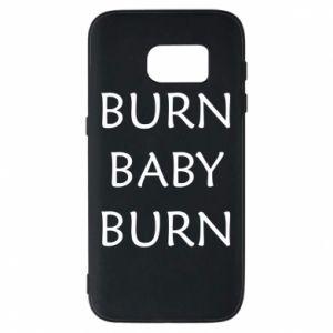 Etui na Samsung S7 Burn baby burn