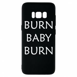 Etui na Samsung S8 Burn baby burn