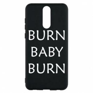 Etui na Huawei Mate 10 Lite Burn baby burn