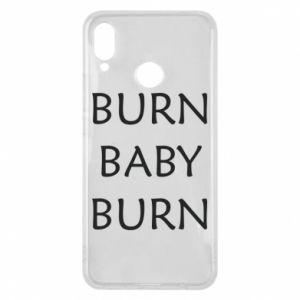 Etui na Huawei P Smart Plus Burn baby burn
