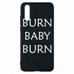 Etui na Huawei P20 Burn baby burn