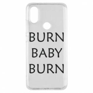 Etui na Xiaomi Mi A2 Burn baby burn