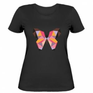 Women's t-shirt Butterfly graphics