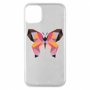 Etui na iPhone 11 Pro Butterfly graphics