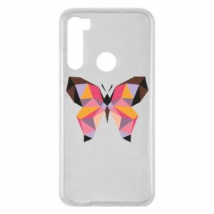 Etui na Xiaomi Redmi Note 8 Butterfly graphics