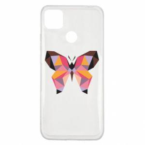 Etui na Xiaomi Redmi 9c Butterfly graphics