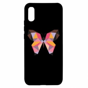 Etui na Xiaomi Redmi 9a Butterfly graphics