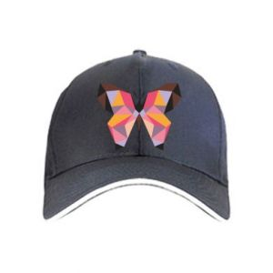 Cap Butterfly graphics