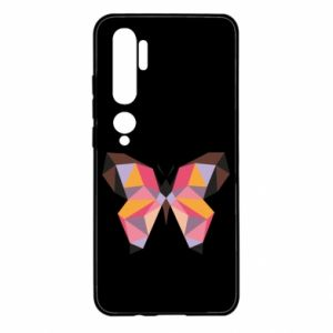 Etui na Xiaomi Mi Note 10 Butterfly graphics