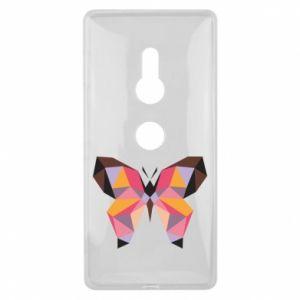 Etui na Sony Xperia XZ2 Butterfly graphics