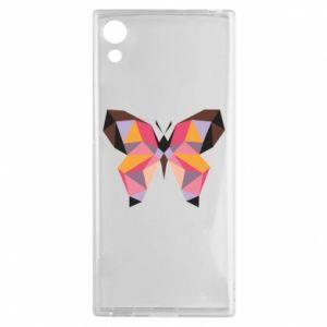 Etui na Sony Xperia XA1 Butterfly graphics