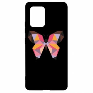 Etui na Samsung S10 Lite Butterfly graphics