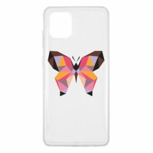 Etui na Samsung Note 10 Lite Butterfly graphics