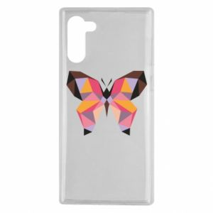Etui na Samsung Note 10 Butterfly graphics