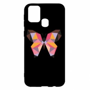 Etui na Samsung M31 Butterfly graphics