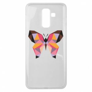 Etui na Samsung J8 2018 Butterfly graphics