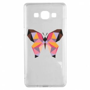 Etui na Samsung A5 2015 Butterfly graphics