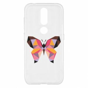 Etui na Nokia 4.2 Butterfly graphics