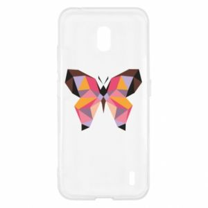 Etui na Nokia 2.2 Butterfly graphics