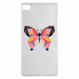 Etui na Huawei P8 Butterfly graphics
