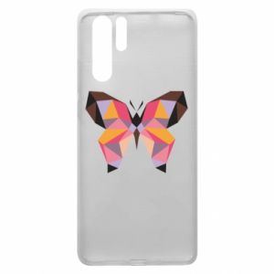 Etui na Huawei P30 Pro Butterfly graphics