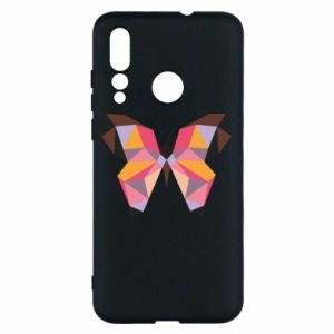 Etui na Huawei Nova 4 Butterfly graphics