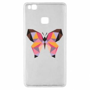 Etui na Huawei P9 Lite Butterfly graphics