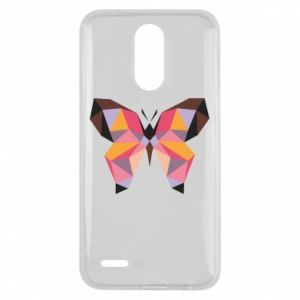 Etui na Lg K10 2017 Butterfly graphics