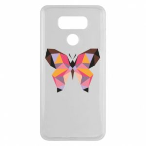 Etui na LG G6 Butterfly graphics