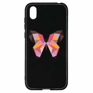 Etui na Huawei Y5 2019 Butterfly graphics