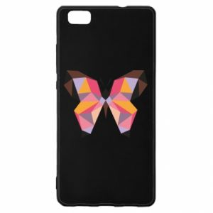 Etui na Huawei P 8 Lite Butterfly graphics