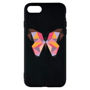 Etui na iPhone SE 2020 Butterfly graphics