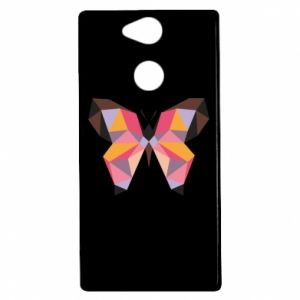 Etui na Sony Xperia XA2 Butterfly graphics