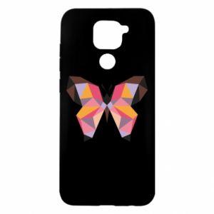 Etui na Xiaomi Redmi Note 9/Redmi 10X Butterfly graphics