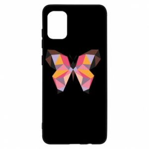 Etui na Samsung A31 Butterfly graphics