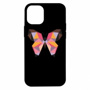 Etui na iPhone 12 Mini Butterfly graphics