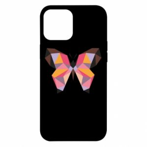 Etui na iPhone 12 Pro Max Butterfly graphics