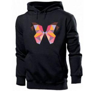 Men's hoodie Butterfly graphics - PrintSalon