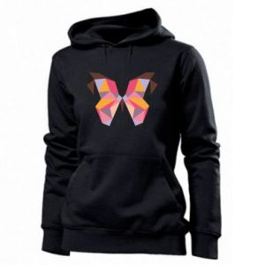 Women's hoodies Butterfly graphics - PrintSalon
