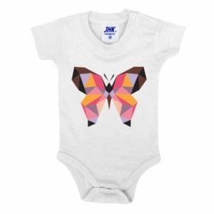 Baby bodysuit Butterfly graphics - PrintSalon