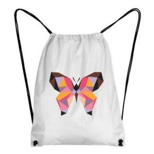Backpack-bag Butterfly graphics - PrintSalon