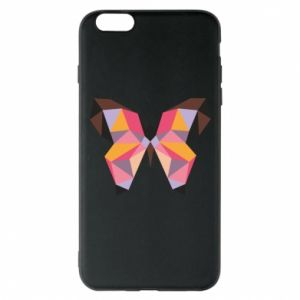 Phone case for iPhone 6 Plus/6S Plus Butterfly graphics - PrintSalon