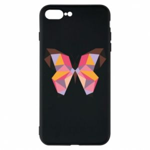 Phone case for iPhone 7 Plus Butterfly graphics - PrintSalon