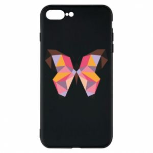 Phone case for iPhone 8 Plus Butterfly graphics - PrintSalon