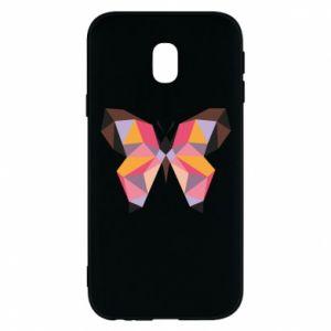 Phone case for Samsung J3 2017 Butterfly graphics - PrintSalon