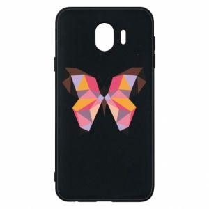 Phone case for Samsung J4 Butterfly graphics - PrintSalon