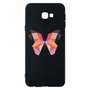 Phone case for Samsung J4 Plus 2018 Butterfly graphics - PrintSalon
