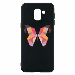 Phone case for Samsung J6 Butterfly graphics - PrintSalon