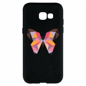 Phone case for Samsung A5 2017 Butterfly graphics - PrintSalon