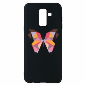 Phone case for Samsung A6+ 2018 Butterfly graphics - PrintSalon